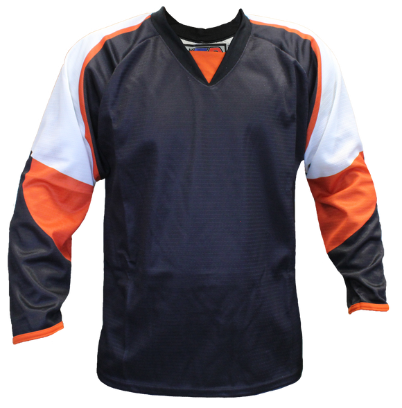 SP Apparel Evolution Series Philadelphia Flyers Black Sublimated Hockey Jersey - PSH Sports