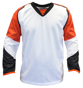 SP Apparel Evolution Series Philadelphia Flyers White Sublimated Hockey Jersey - PSH Sports