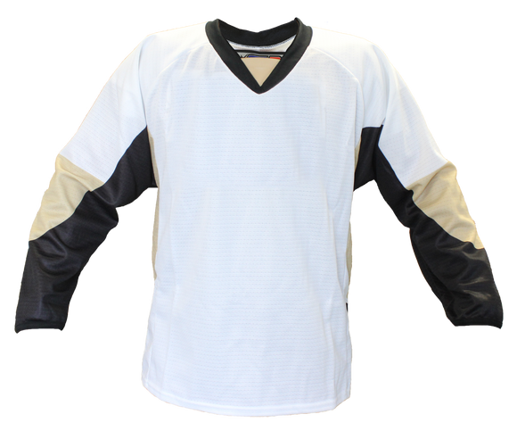 SP Apparel Evolution Series Pittsburgh Penguins White Sublimated Hockey Jersey - PSH Sports
