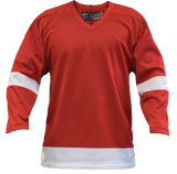 SP Apparel League Series Detroit Red Wings Sublimated Hockey Jersey