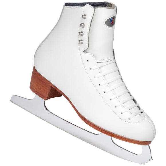 Riedell 29 Girls Figure Skates with Eclipse Astra Blade - PSH Sports