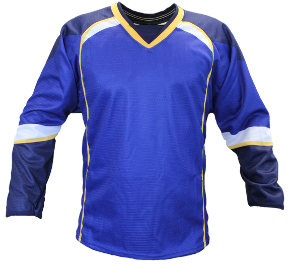 SP Apparel Evolution Series St. Louis Blues Sublimated Hockey Jersey - PSH Sports