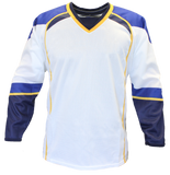 SP Apparel Evolution Series St. Louis Blues White Sublimated Hockey Jersey - PSH Sports