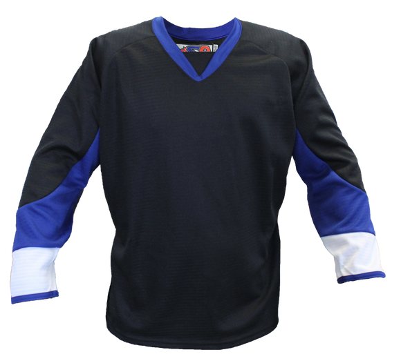 SP Apparel Evolution Series Tampa Bay Lightning Black Hockey Jersey - PSH Sports