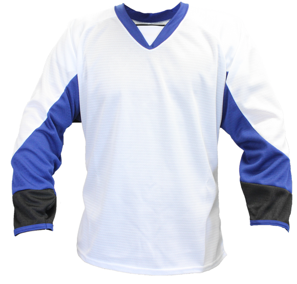 SP Apparel Evolution Series Tampa Bay Lightning White Hockey Jersey - PSH Sports