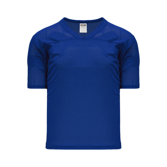 Athletic Knit (AK) TF151 Royal Blue Touch Football Jersey