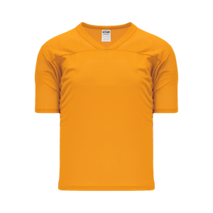 Athletic Knit (AK) TF151-006 Gold Touch Football Jersey