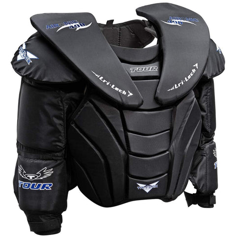 Tour 490 Hockey Goalie Chest and Arm Protector - PSH Sports