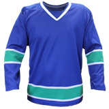 SP Apparel Evolution Series Vancouver Canucks Blue Hockey Jersey - PSH Sports