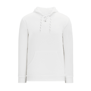 Athletic Knit (AK) A1834-000 White Apparel Sweatshirt