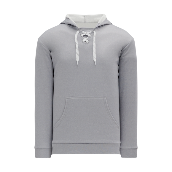 Athletic Knit (AK) A1834-020 Heather Grey Apparel Sweatshirt