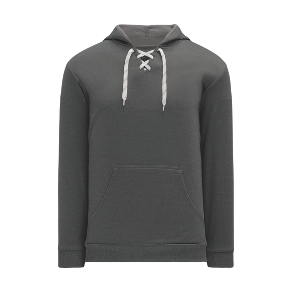 Athletic Knit (AK) A1834-021 Heather Charcoal Apparel Sweatshirt
