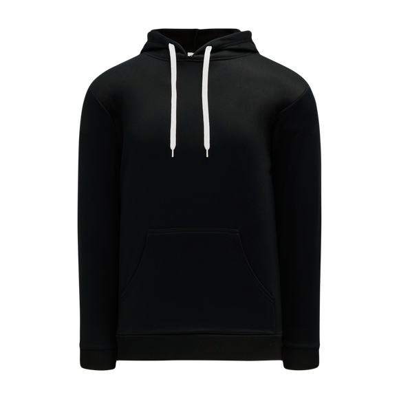 Athletic Knit (AK) A1835-001 Black Apparel Sweatshirt