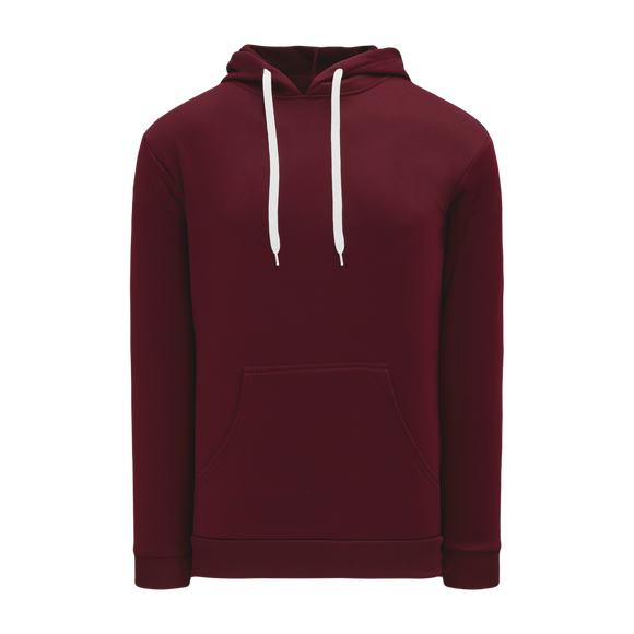 Athletic Knit (AK) A1835M-009 Mens Maroon Apparel Sweatshirt