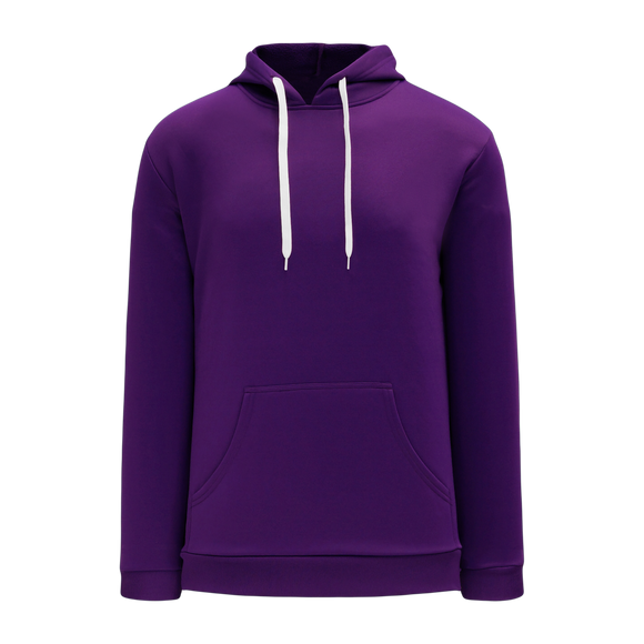 Athletic Knit (AK) A1835-010 Purple Apparel Sweatshirt