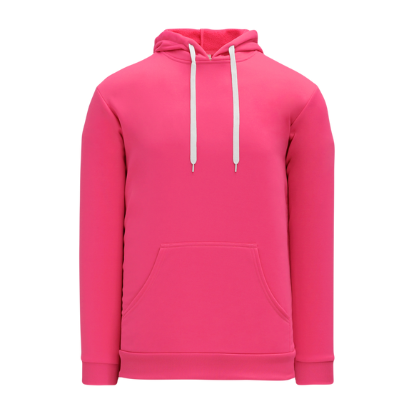 Athletic Knit (AK) A1835L-014 Ladies Pink Apparel Sweatshirt