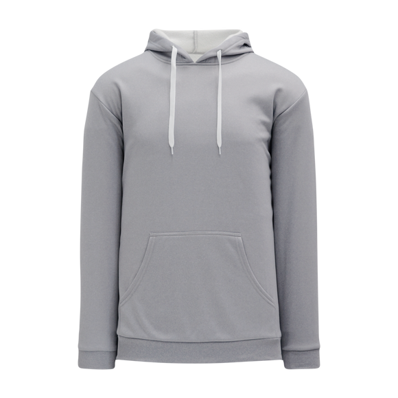 Athletic Knit (AK) A1835-020 Heather Grey Apparel Sweatshirt