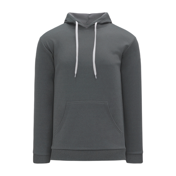 Athletic Knit (AK) A1835-021 Heather Charcoal Apparel Sweatshirt