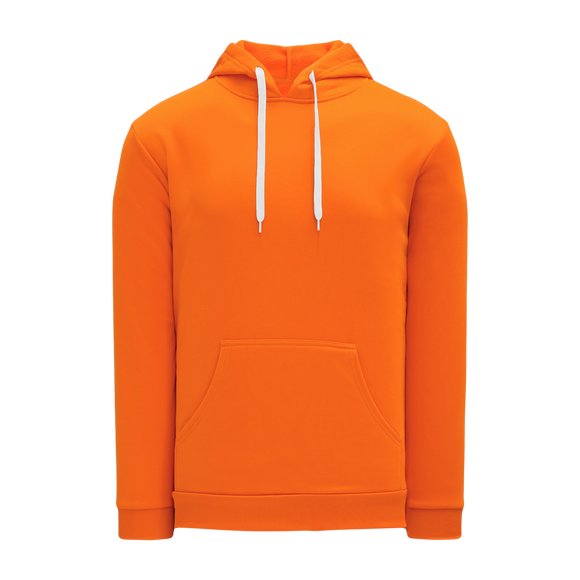 Athletic Knit (AK) A1835-064 Orange Apparel Sweatshirt