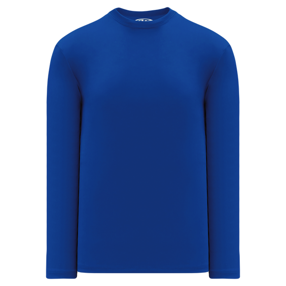 Athletic Knit (AK) V1900-002 Royal Blue Long Sleeve Volleyball Shirt
