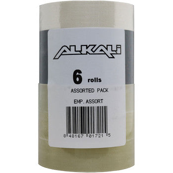 Alkali Assorted 6-Pack of Hockey Tape - PSH Sports