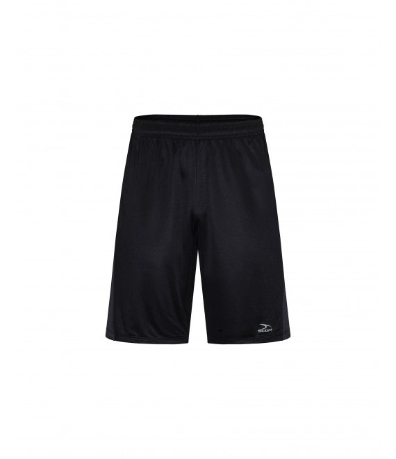 Score Sports Washington B1190 Black/Charcoal Basketball Shorts