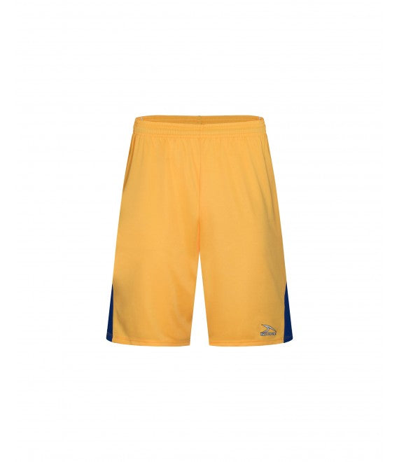 Score Sports Washington B1190 Gold/Royal Blue/White Basketball Shorts