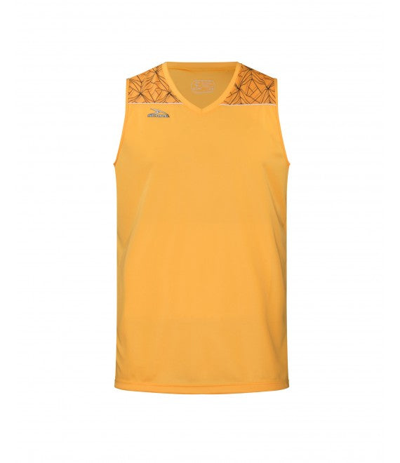 Score Sports Orlando B285 Gold/Black/White Basketball Jersey