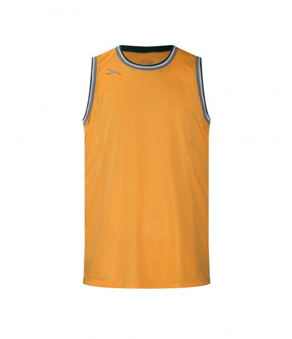 Score Sports Sacramento B340 Gold Basketball Jersey