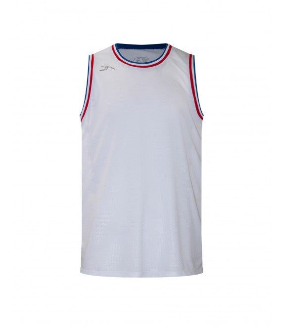 Score Sports Sacramento B340 White Basketball Jersey