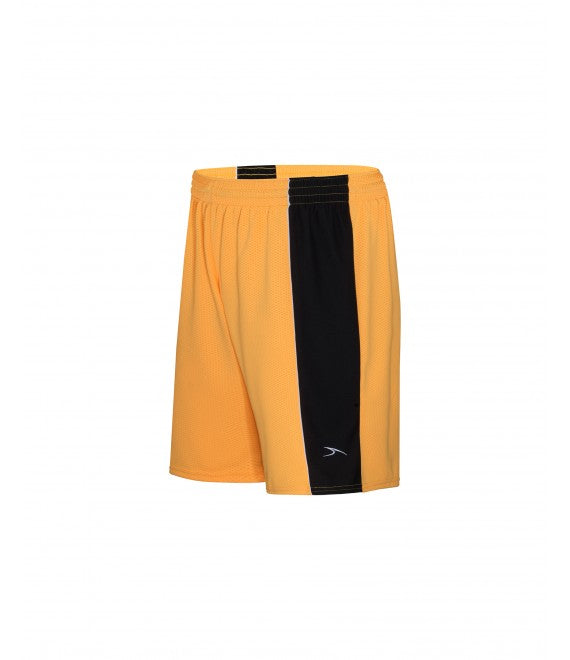 Score Sports D.C. B525 Gold/Black/White Basketball Shorts
