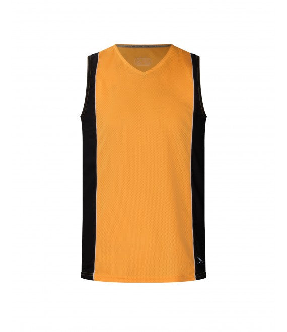 Score Sports Baltimore B570 Gold/Black/White Basketball Jersey