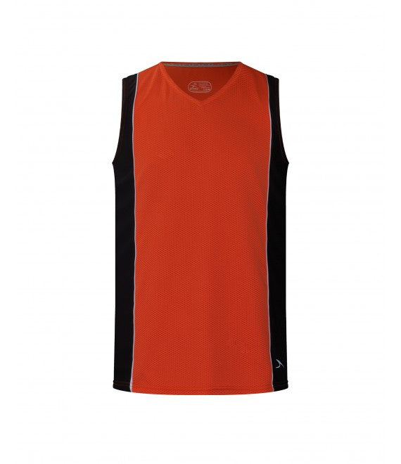 Score Sports Baltimore B570 Orange/Black/White Basketball Jersey