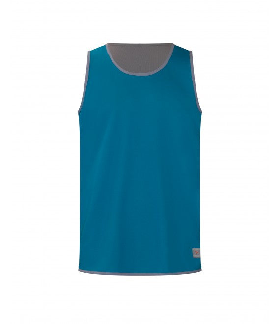 Score Sports Denver B700 Turquoise/Silver Basketball Jersey