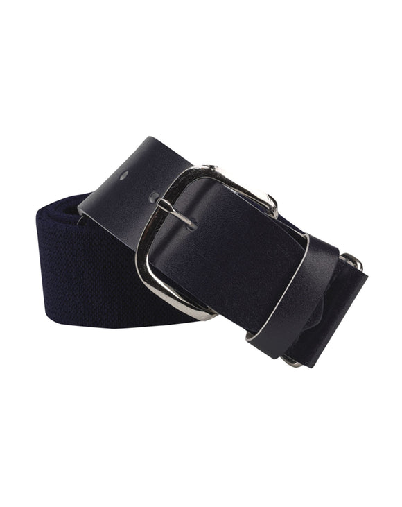 Score Sports BBELT Navy Baseball Belt