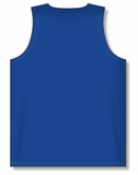 Athletic Knit (AK) BR1105-206 Royal Blue/White Reversible League Basketball Jersey