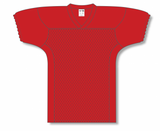 Athletic Knit (AK) F820-005 Red Pro Football Jersey