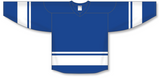 Athletic Knit (AK) H6400 Royal Blue/White League Hockey Jersey - PSH Sports