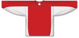 Athletic Knit (AK) H7100 Red/White Select Hockey Jersey - PSH Sports