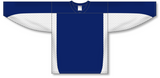 Athletic Knit (AK) H7100 Navy/White Select Hockey Jersey - PSH Sports