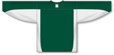 Athletic Knit (AK) H7100 Dark Green/White Select Hockey Jersey - PSH Sports