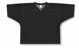 Athletic Knit (AK) LF151 Black Field Lacrosse Jersey - PSH Sports