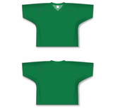 Athletic Knit (AK) LF151 Kelly Green Field Lacrosse Jersey - PSH Sports