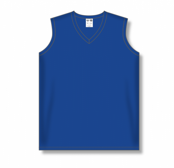 Athletic Knit (AK) BA635L Ladies Royal Blue Softball Jersey