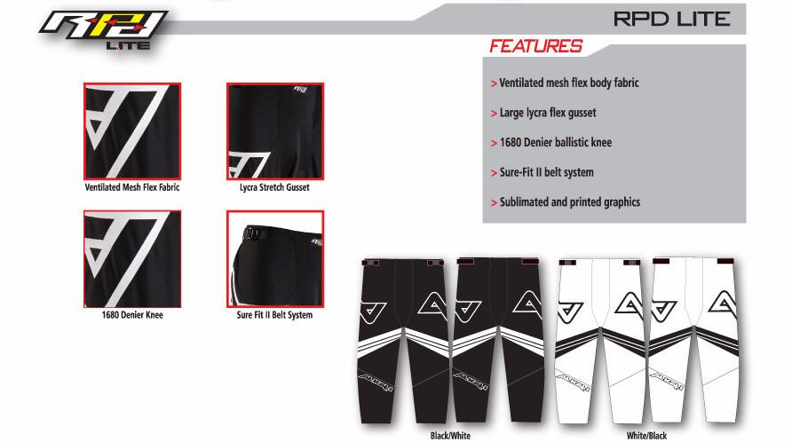 Alkali RPD Lite+ Inline Hockey Pants - Senior - PSH Sports - 2