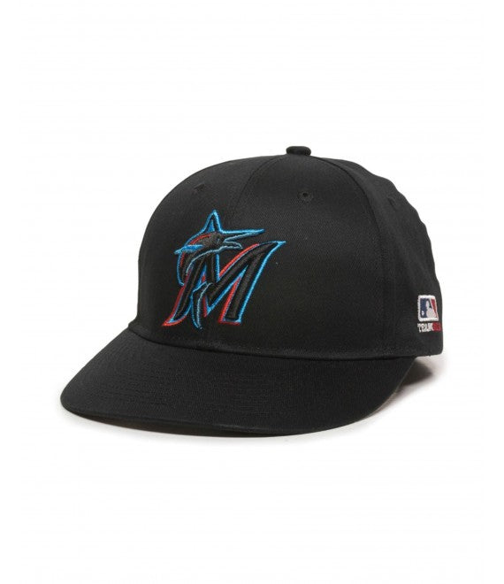 Officially Licensed MLB Marlins Baseball Cap