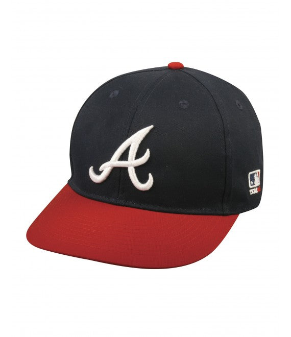 Officially Licensed MLB Braves Baseball Cap