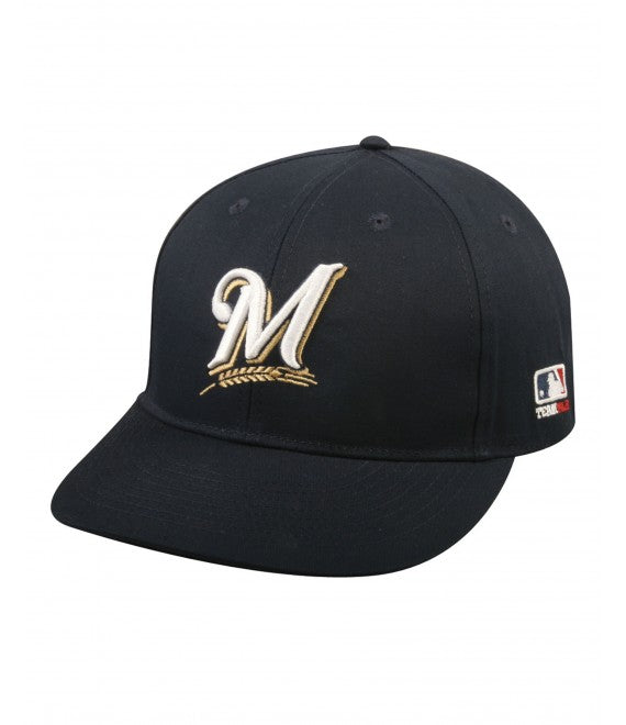 Officially Licensed MLB Brewers Baseball Cap