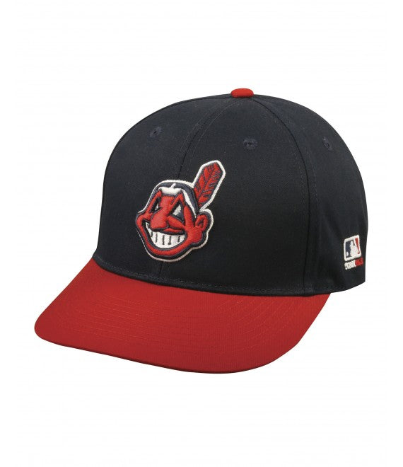 Officially Licensed MLB Indians Baseball Cap