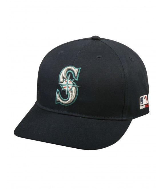 Officially Licensed MLB Mariners Baseball Cap